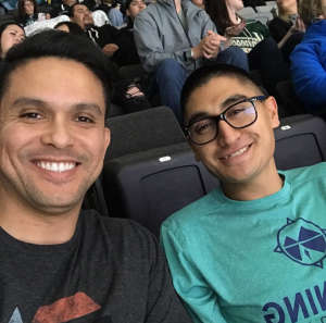 Pedro attended San Jose Sharks vs. Minnesota Wild - NHL on Nov 7th 2019 via VetTix
