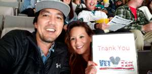 Malvin attended San Jose Sharks vs. Minnesota Wild - NHL on Nov 7th 2019 via VetTix