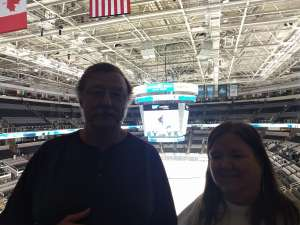 Randall attended San Jose Sharks vs. Minnesota Wild - NHL on Nov 7th 2019 via VetTix