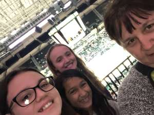 MsM attended University of South Florida Bulls vs. SMU Mustangs - NCAA Mens Basketball on Mar 7th 2020 via VetTix