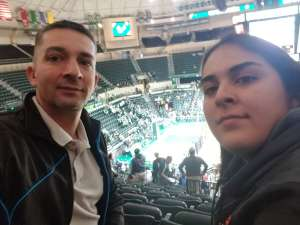 Nicolas attended University of South Florida Bulls vs. SMU Mustangs - NCAA Mens Basketball on Mar 7th 2020 via VetTix