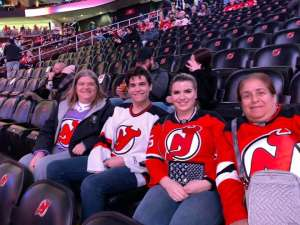Phyllis attended New Jersey Devils vs. Boston Bruins - NHL on Nov 19th 2019 via VetTix
