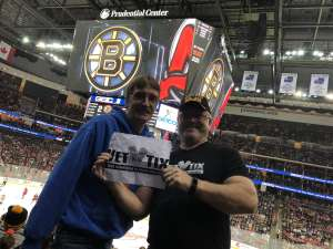 Click To Read More Feedback from New Jersey Devils vs. Boston Bruins - NHL