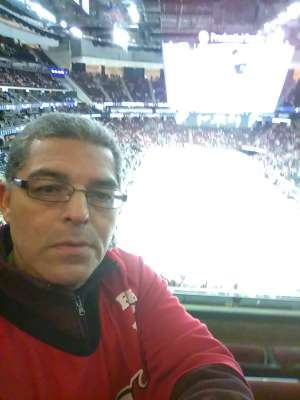 ricardo attended New Jersey Devils vs. Boston Bruins - NHL on Nov 19th 2019 via VetTix