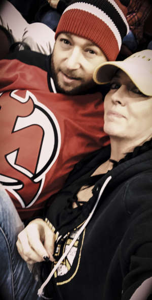 Robyn attended New Jersey Devils vs. Boston Bruins - NHL on Nov 19th 2019 via VetTix