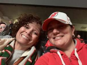 Stacy attended New Jersey Devils vs. Boston Bruins - NHL on Nov 19th 2019 via VetTix