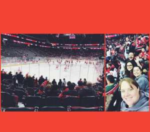MICHAEL attended New Jersey Devils vs. Boston Bruins - NHL on Nov 19th 2019 via VetTix