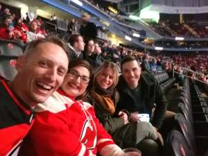 Joseph attended New Jersey Devils vs. Boston Bruins - NHL on Nov 19th 2019 via VetTix