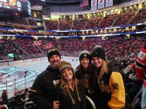 David attended New Jersey Devils vs. Boston Bruins - NHL on Nov 19th 2019 via VetTix