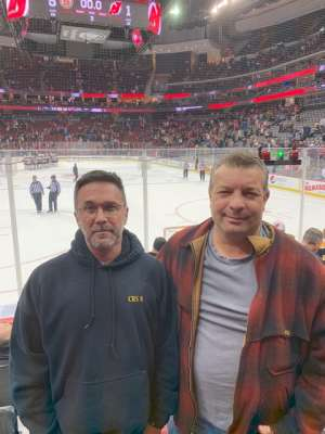 William attended New Jersey Devils vs. Boston Bruins - NHL on Nov 19th 2019 via VetTix