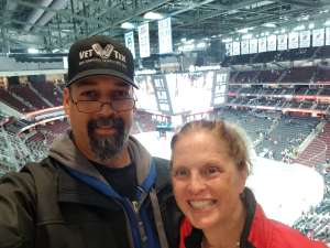 Vince attended New Jersey Devils vs. Boston Bruins - NHL on Nov 19th 2019 via VetTix