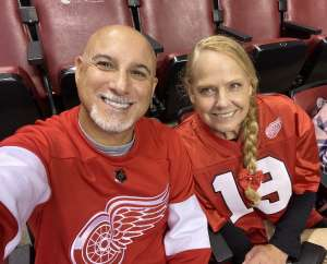 Robert attended Florida Panthers vs. Detroit Red Wings - NHL on Nov 2nd 2019 via VetTix