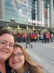 Kathi attended Florida Panthers vs. Detroit Red Wings - NHL on Nov 2nd 2019 via VetTix