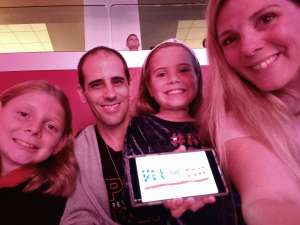 Brian attended Florida Panthers vs. Detroit Red Wings - NHL on Nov 2nd 2019 via VetTix