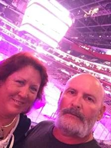 Arnold Quesada attended Florida Panthers vs. Detroit Red Wings - NHL on Nov 2nd 2019 via VetTix
