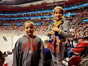 Juan attended Florida Panthers vs. Detroit Red Wings - NHL on Nov 2nd 2019 via VetTix