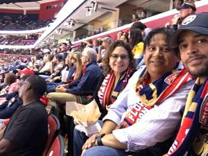 Emilio attended Florida Panthers vs. Detroit Red Wings - NHL on Nov 2nd 2019 via VetTix