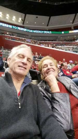 Ric attended Florida Panthers vs. Detroit Red Wings - NHL on Nov 2nd 2019 via VetTix