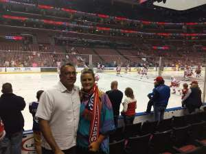 SCOTT attended Florida Panthers vs. Detroit Red Wings - NHL on Nov 2nd 2019 via VetTix