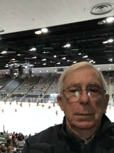 George attended Tucson Roadrunners vs. Stockton Heat - AHL on Nov 9th 2019 via VetTix