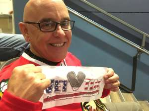 Hugo A Nunez attended Tucson Roadrunners vs. Stockton Heat - AHL on Nov 9th 2019 via VetTix