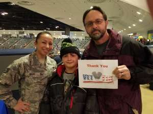 Stephen attended Tucson Roadrunners vs. Stockton Heat - AHL on Nov 9th 2019 via VetTix