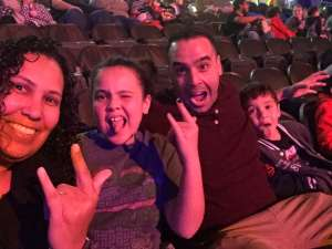 Roger attended Jurassic World Live Tour at Sprint Center on Nov 29th 2019 via VetTix