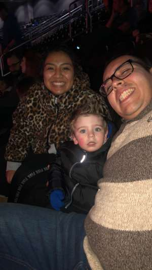 Brian attended Jurassic World Live Tour at Sprint Center on Nov 29th 2019 via VetTix