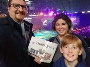 Click To Read More Feedback from Jurassic World Live Tour at Sprint Center