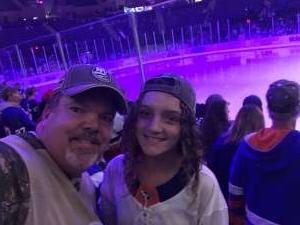 Craig attended New York Islanders vs. Tampa Bay Lightning - NHL ** Military Appreciation Night ** on Nov 1st 2019 via VetTix