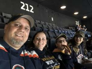 Michael attended New York Islanders vs. Tampa Bay Lightning - NHL ** Military Appreciation Night ** on Nov 1st 2019 via VetTix