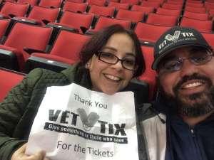 Juan attended NC State Wolfpack vs. Little Rock - NCAA Men's Basketball on Nov 23rd 2019 via VetTix