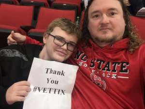 Click To Read More Feedback from NC State Wolfpack vs. Little Rock - NCAA Men's Basketball