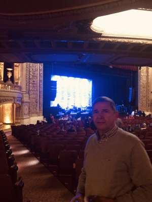 John attended Trisha Yearwood on Nov 7th 2019 via VetTix