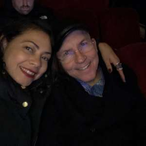Kenneth  attended Trisha Yearwood on Nov 7th 2019 via VetTix