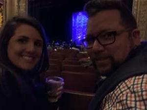 Jason attended Trisha Yearwood on Nov 7th 2019 via VetTix