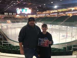 Click To Read More Feedback from Michigan State Spartans vs. Arizona State - NCAA Men's Ice Hockey