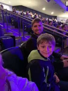 Tyler attended Jurassic World Live Tour on Nov 9th 2019 via VetTix
