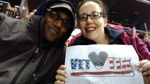 SEAN attended New York Islanders vs. Ottawa Senators - NHL on Nov 5th 2019 via VetTix