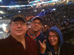 Gary attended New York Islanders vs. Ottawa Senators - NHL on Nov 5th 2019 via VetTix