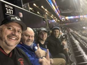 Jeffrey attended New York Islanders vs. Ottawa Senators - NHL on Nov 5th 2019 via VetTix