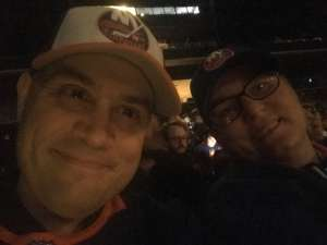 Ian attended New York Islanders vs. Ottawa Senators - NHL on Nov 5th 2019 via VetTix