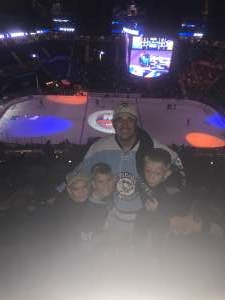 Brian attended New York Islanders vs. Pittsburgh Penguins - NHL on Nov 7th 2019 via VetTix