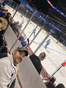 Derek attended New York Islanders vs. Pittsburgh Penguins - NHL on Nov 7th 2019 via VetTix