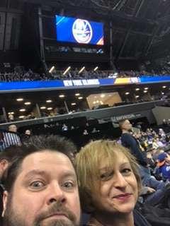 Georgina attended New York Islanders vs. Pittsburgh Penguins - NHL on Nov 7th 2019 via VetTix
