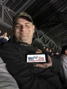 sean attended New York Islanders vs. Pittsburgh Penguins - NHL on Nov 7th 2019 via VetTix