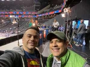 Sergio attended New York Islanders vs. Pittsburgh Penguins - NHL on Nov 7th 2019 via VetTix