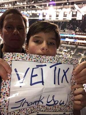 catherine attended New York Islanders vs. Pittsburgh Penguins - NHL on Nov 7th 2019 via VetTix