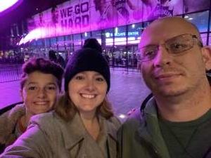 Joshua attended New York Islanders vs. Pittsburgh Penguins - NHL on Nov 7th 2019 via VetTix