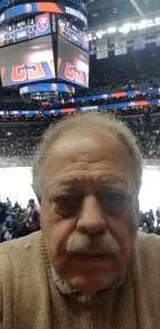 ALLEN attended New York Islanders vs. Pittsburgh Penguins - NHL on Nov 7th 2019 via VetTix